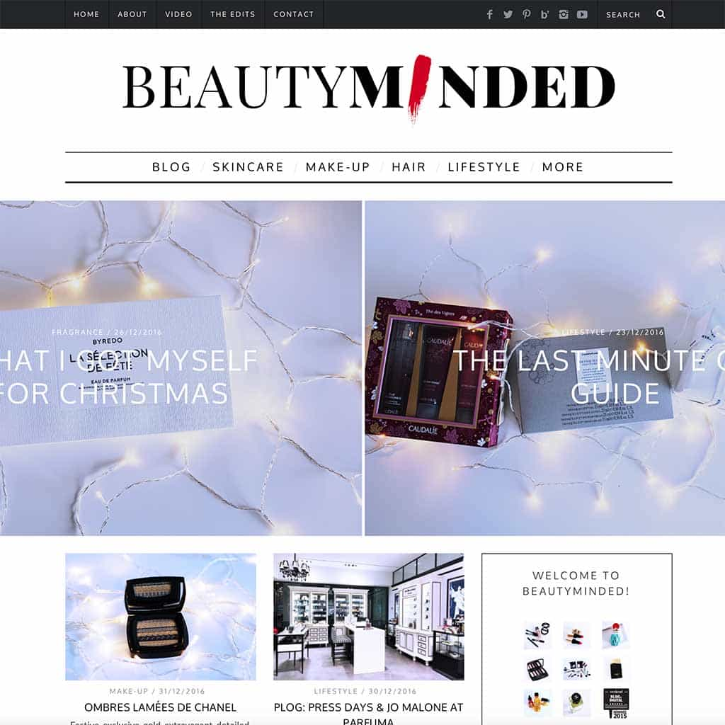 BEAUTYMINDED.BE